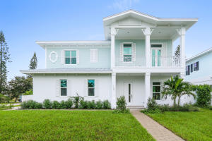 Stunning Modern Key West Home
