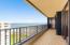 Wrap around Balcony view with Sunrise / Ocean Views