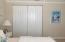 Ample closet space with custom California design to max storage