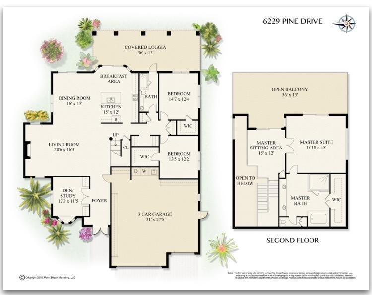 6299 Pine Drive