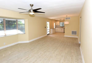 Beautifully renovated 2nd floor end unit.