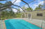 Screened Pool with Covered Patio