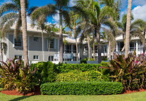 Boutique Building of 8 residences just one block to Delray's beaches and steps to Atlantic Avenue!