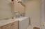 laundry room/splash sink