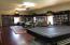Billiard and Media room