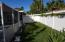 Fenced Backyard ,Great for Pets & Kids