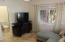 Secondary Master Retreat/Ensuite with Marble Floors and Private Bath with Jacuzzi Tub.