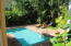Lush Landscaped, Private Pool and Patio.