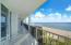 Huge OCEANFRONT Balcony
