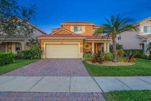 Home for sale in The Oaks of Hobe Sound.