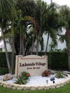 705 Lori Drive, 207, Palm Springs, FL 33461