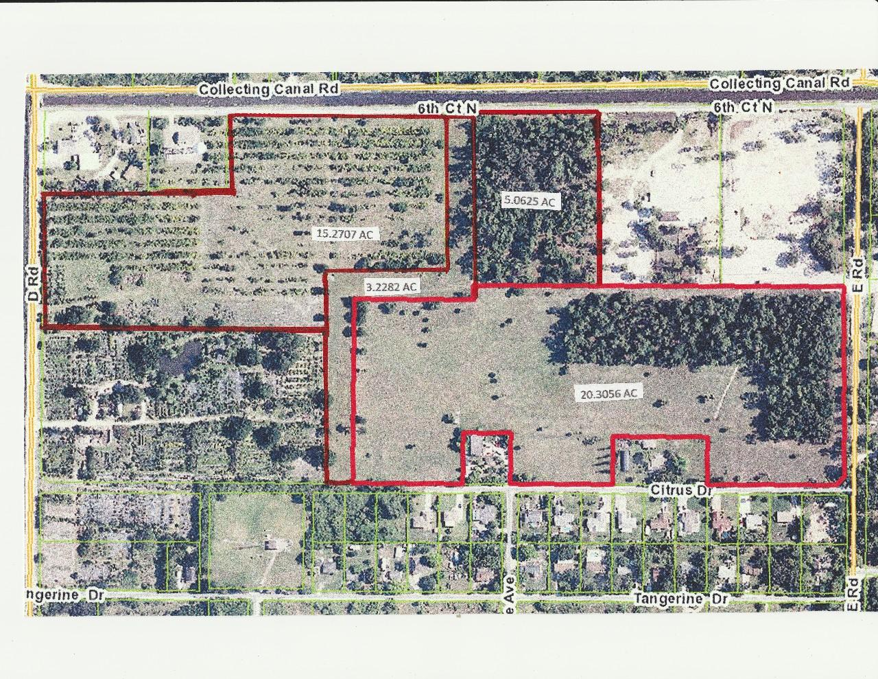 322 D Road, Loxahatchee Groves, Florida 33470, ,Land,For Sale,D,RX-10390780
