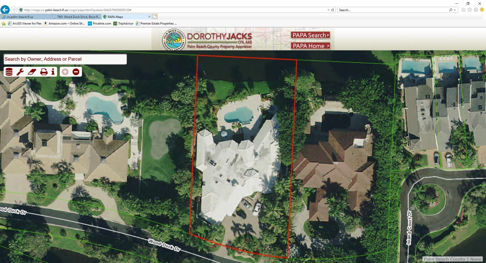 7613 Wood Duck Drive - 4/4 in ISLAND AT BOCA WEST