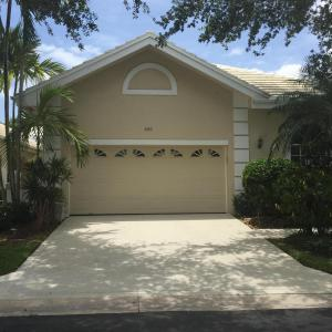 260 Canterbury Drive, Palm Beach Gardens, FL 33418