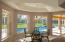 Real fast nook with tray ceiling