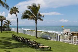 Beach club ocean