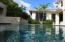 Salt chlorinated Pool and Spa
