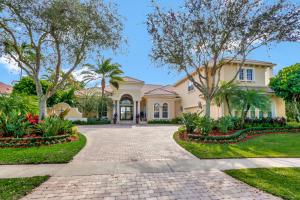 8521 Egret Lakes Lane, West Palm Beach, FL 33412