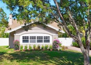 1923 Grandview Heights Historic Home located just steps from Cityplace, the new high speed rail station, Clematis St. and Palm Beach and the beaches are just a few minute drive or bike ride away!