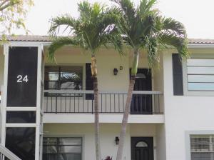 24 E Stratford Drive, D, Boynton Beach, FL 33436
