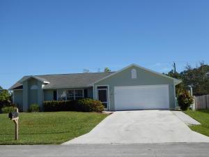 1641 SE Harp Lane, Port Saint Lucie, FL 34983