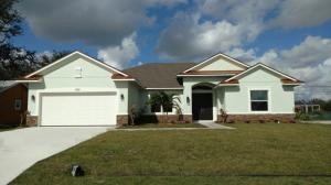 909 SW Kappa Avenue, Port Saint Lucie, FL 34953