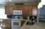 Warm cabinetry