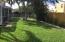 Pride of ownership. Beautiful back yard