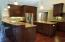 GOURMET CHEFS DREAM KITCHEN ,GRANITE COUNTERS ,CUSTOM CABINETRY