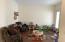 Living Room being used as playroom