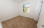 LARGE 2ND BEDROOM WITH WALKING CLOSET