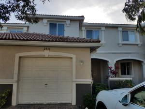 2330 Center Stone Lane, Riviera Beach, FL 33404