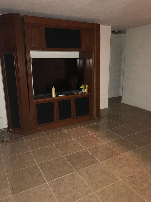 inside of unit Living area