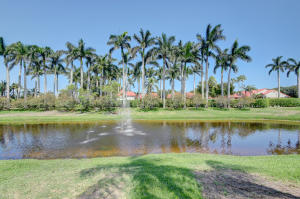 BEAUTIFUL FOUNTAIN VIEW FROM LR, DR, LANAI