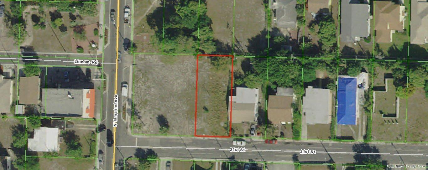 907 21st Street, West Palm Beach, Florida 33407, ,Land,For Sale,21st,RX-10428212