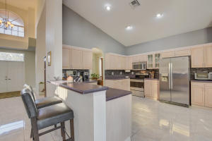 Huge Kitchen. All new Stainless Steel Appliances