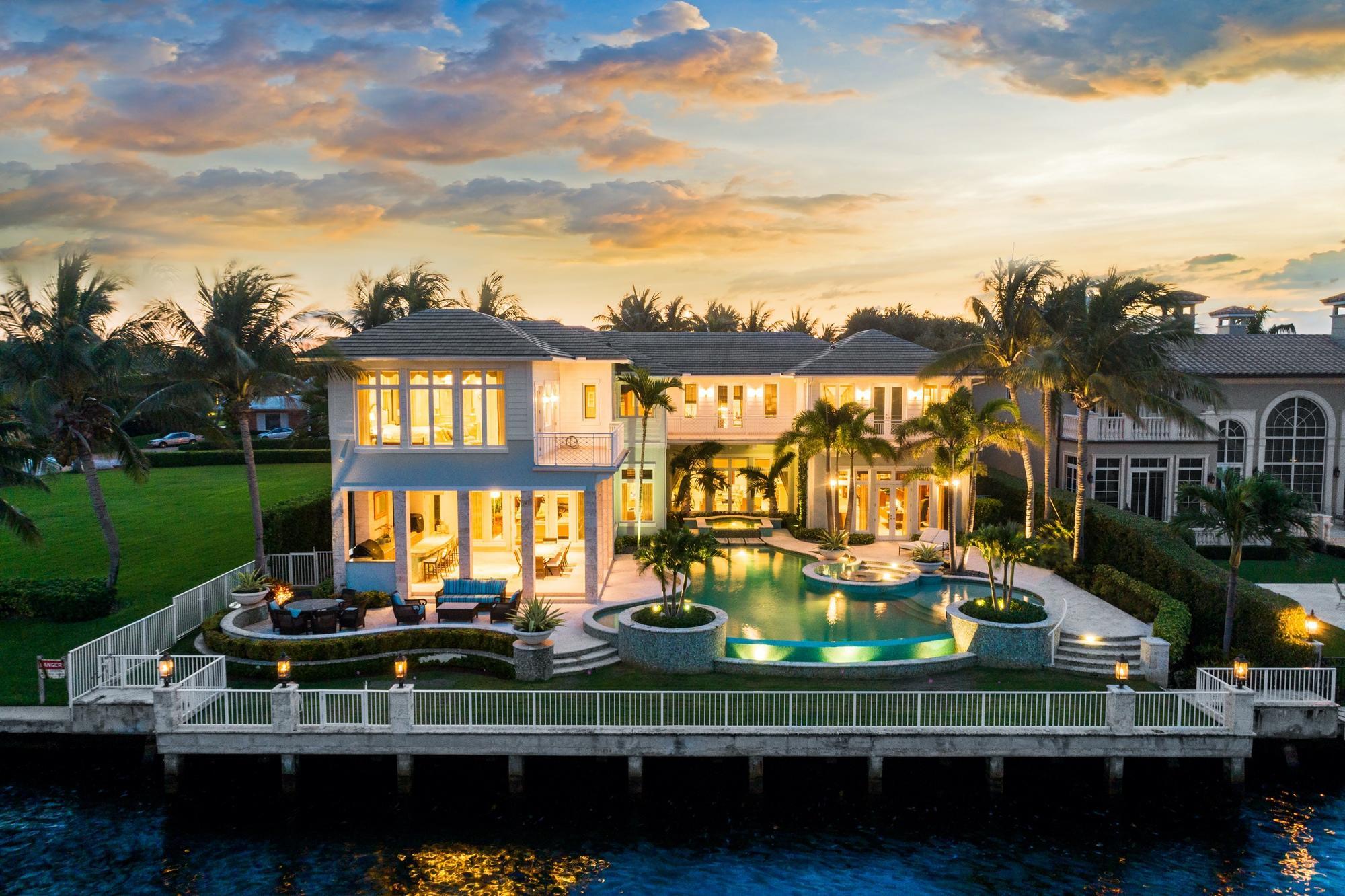 1964 Royal Palm Way, Boca Raton, Florida 33432, 6 Bedrooms Bedrooms, ,8.1 BathroomsBathrooms,Single Family,For Sale,Royal Palm Yacht &CC,Royal Palm,RX-10415143