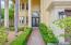 Impressive walkway to your front door