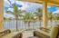 Enjoy this lovely view just steps from your master bedroom