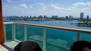 Breath taking views from balcony