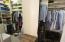 Awesome, organized jack-n-jill style closet