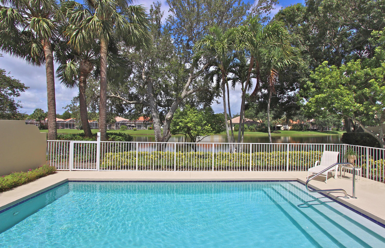 Private Pool Overlooks Lake
