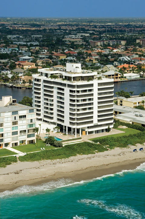 2901 S Ocean Boulevard Highland Beach FL 33487