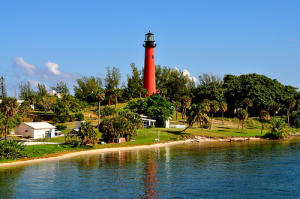 The Historic Jupiter Lighthouse