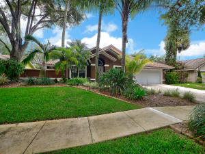 18528 Lake Bend Drive, Jupiter, FL 33458