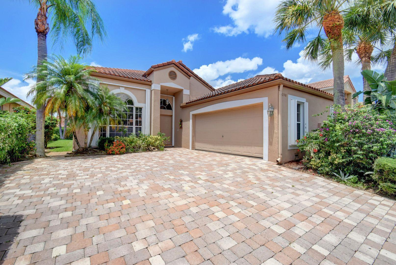 6298 Via Palladium Boca Raton, FL 33433