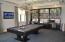 Billiards Room/Internet Area
