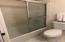 master bath tub- shower