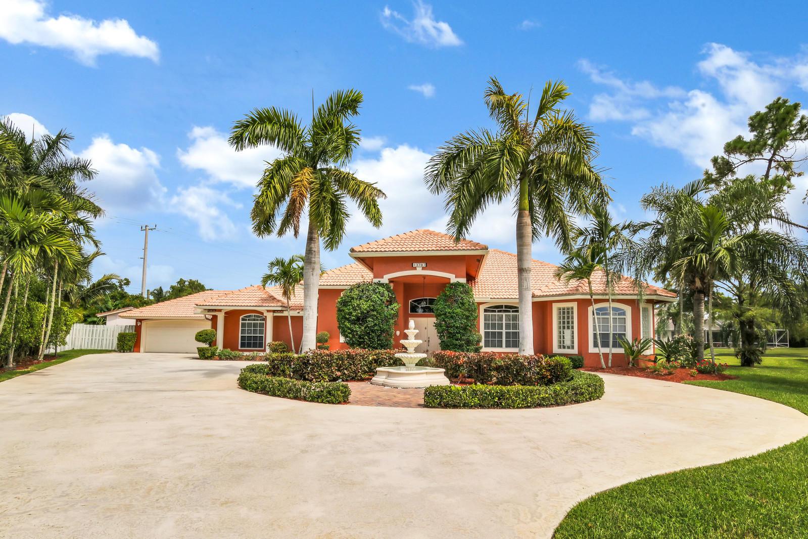 Equestrian real estate, Equestrian property