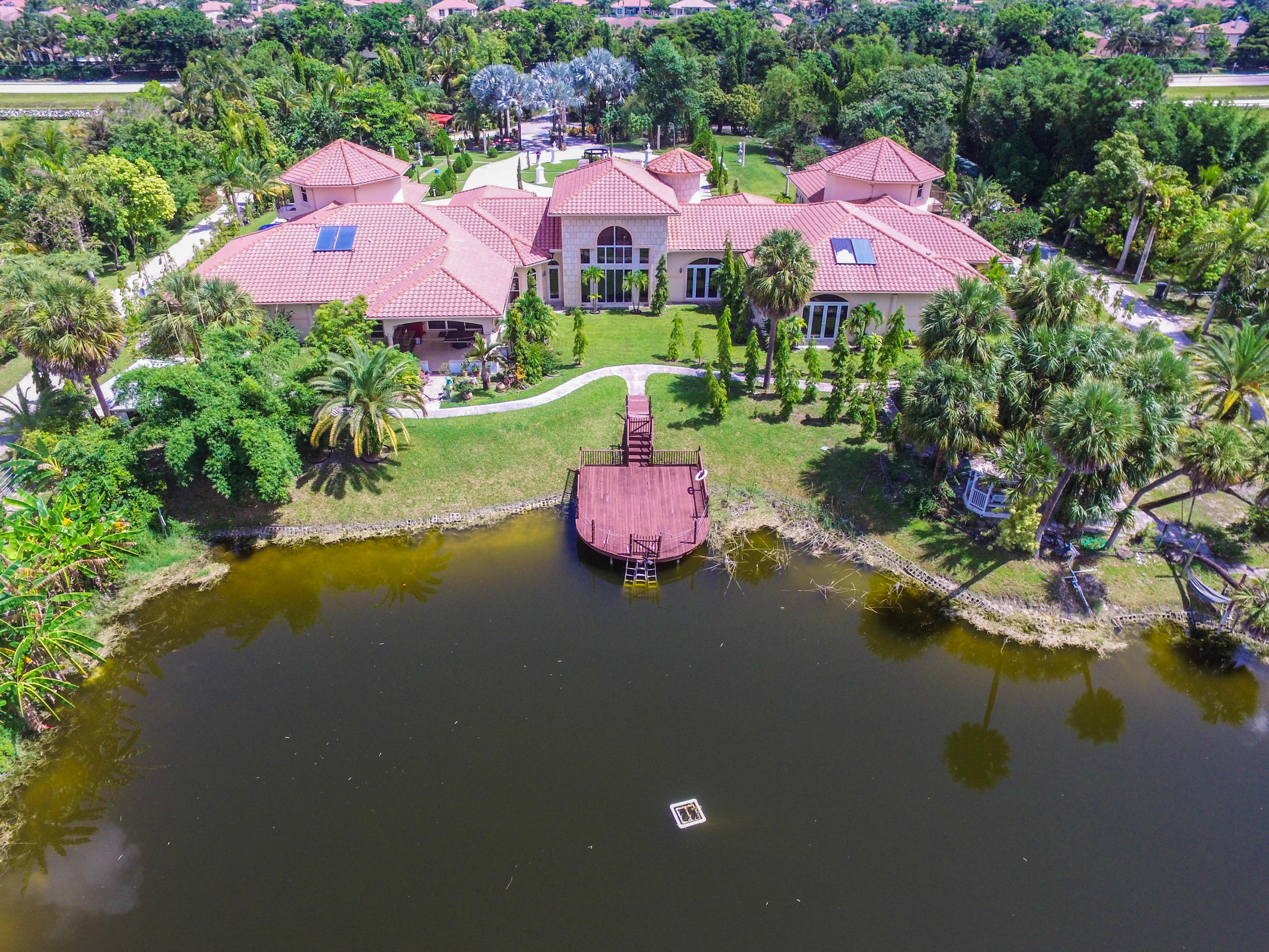 12198 40th Street, Wellington, Florida 33449, 9 Bedrooms Bedrooms, ,8.3 BathroomsBathrooms,Single Family,For Sale,40th,RX-10454061